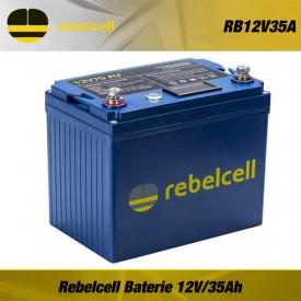 Acumulator Li-Ion REBEL-CELL 12V35 AV - RB12V35A