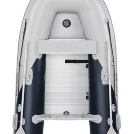 Barca Honda Honwave cu podina de aluminiu T35-AE2