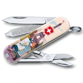 Briceag Victorinox Classic The City of Love - 0.6223.L1810 - Limited Edition 2018