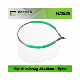 Cap de minciog Feeder Concept 35x35cm nylon - FC3535-025LN