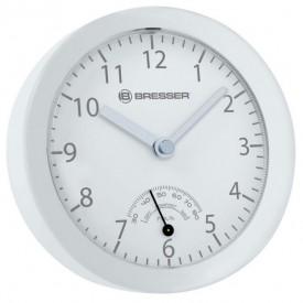 Ceas de perete cu higrometru Bresser MyTime Mini - 8020115GYEQUA
