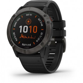 Ceas Garmin Fenix 6X Pro Solar Carbon/Black 51mm - HG.010.02157.21