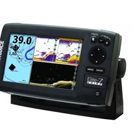 Combo sonar/GPS Lowrance Elite 7 CHIRP