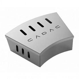 Cutie de afumare mini din inox pentru gratar Cadac - 98316V