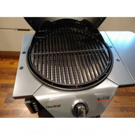 Gratar electric Char-Broil All-Star 120B TRU-Infrared grill din fonta -140891 suprafata gatire