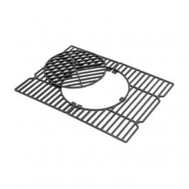 Gratar grila din fonta cu sistem culinar modular pentru Angular XXL Activa 71 x 46 cm - 17960