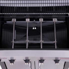 Gratar pe gaz Char-Broil Performance 440S TRU-Infrared - 140790 arzatoare