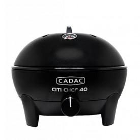 Gratar pe gaz si aragaz portabil Cadac Citi Chef 40 Black - 5610-20-04-EF