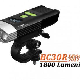 Lanterna bicicleta de ghidon Fenix BC30R Reincarcabila 1800 Lumeni 187 Metri
