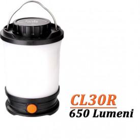 Lanterna camping Fenix CL30R Reincarcabila 650 lumeni 35 metri