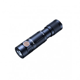 Lanterna Fenix E05R - EDC - 400 lumeni - 64 metri - Black - ADV-450-001