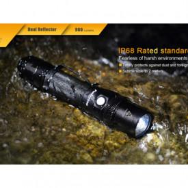 Lanterna Fenix FD30 900 lumeni 200 metri 5