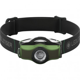 Lanterna frontala Led Lenser MH4 GREEN 200LM 1XAA