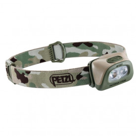 Lanterna frontala Petzl Tactikka + RGB - 250 lumeni