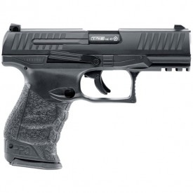 Pistol Airsoft Co2 Umarex Walther PPQ M2 T4E CAL.43 CO2 Black 4J - VU.2.4760