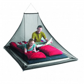Plasa tantari camping Sea To Summit Mosquito Pyramid Net Double, 240 x 170 x 130 cm - OUTMA.AMOSD