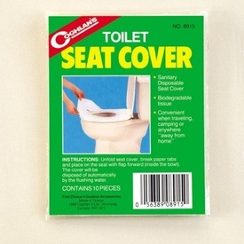 Protectie pentru capac toaleta Coghlans - C8915