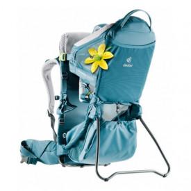 Rucsac pentru transport copii Deuter Kid Comfort Active SL - Denim Blue