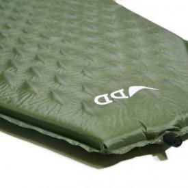 Saltea DD Hammocks Inflatable Mat Olive Green - 0707273933454 valva