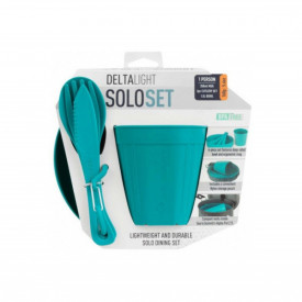 Set vase camping Sea To Summit DeltaLight Camp Set 1.1 - cana, bol si tacamuri Pacific Blue - OUTMA.ADLTSOLOSETPB