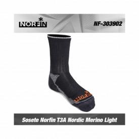 Sosete Norfin T3A Nordic Merino Light