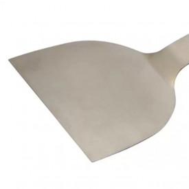 Spatula pentru gratar otel inoxidabil cu maner de lemn 10,5 x 27,5 x 2 cm Enders - 8795 3