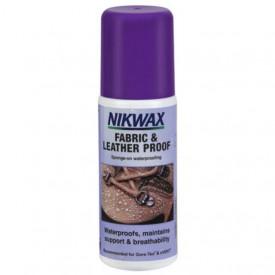 Spray Nikwax pentru impermeabilizat tesatura & piele 125ml