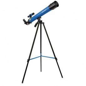 Telescop refractor Bresser Junior 45/600 AZ albastru - 8850600WXH000