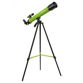Telescop refractor Bresser Junior 45/600 AZ verde - 8850600B4K000