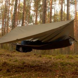 Tenda Bushmen Thermo Tarp 2x3 Olive - 5902194520607