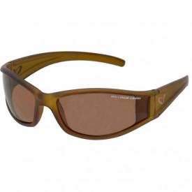 Ochelari de soare polarizati Savage Gear Slim Shades Amber - A8.SG.57571
