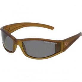 Ochelari de soare polarizati Savage Gear Slim Shades Dark Grey - A8.SG.57572