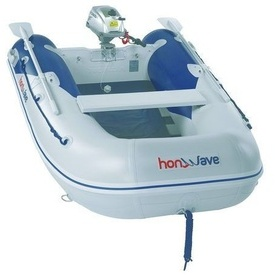 Barca Honda Howave cu podina segmentata T25-SE2