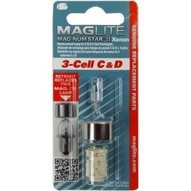 Bec Xenon lanternele Maglite 3 baterii