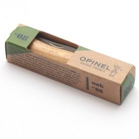 Briceag Opinel Nr.08 Inox Stejar, 8.5cm - 002021