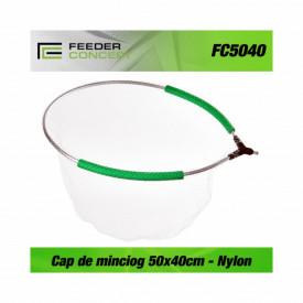 Cap de minciog Feeder Concept 50x40cm nylon - FC5040-025LN