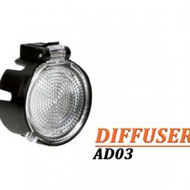 Capac Dispersor - AD03