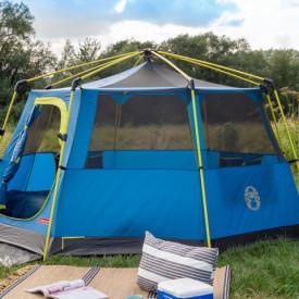 Cort Coleman OctaGO 3 - 2000035194 fara tenda exterioara