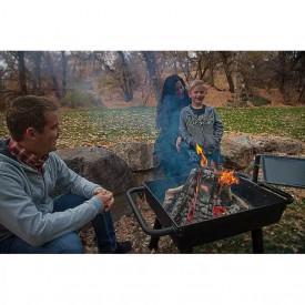 Gratar de campanie Camp Chef Cook Wagon  - CC-FPGG 4