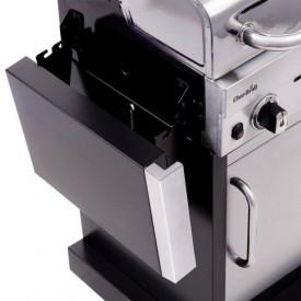 Gratar pe gaz Char-Broil Performance 220S, 2 arzatoare din inox, TRU-Infrared - 140741 rabatare mese laterale