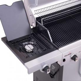 Gratar pe gaz Char-Broil Performance 440S TRU-Infrared - 140790 arzator lateral