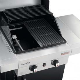 Gratar pe gaz din inox Char-Broil Professional 2200B TRU-Infrared - 140731 gratar
