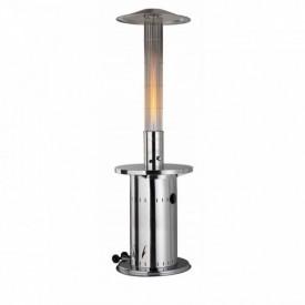 Incalzitor de terasa din inox tip ciuperca masa servire Eco-Plus 9 Kw Activa - 13050ES