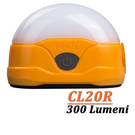 Lanterna camping Fenix CL20 Reincarcabila 300 lumeni 15 metri