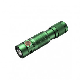 Lanterna Fenix E05R - EDC - 400 lumeni - 64 metri - Green - ADV-450-004