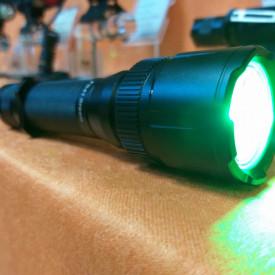 Lanterna Fenix FD41 - LED Verde - 190 lumeni 183 metri 2