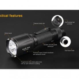 Lanterna Fenix TK25 Versiune Infra-Rosu 1000 Lumeni 225 metri 4