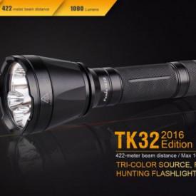 Lanterna Fenix TK32 - Editie 2016 - 1000 lumeni 422 metri 2