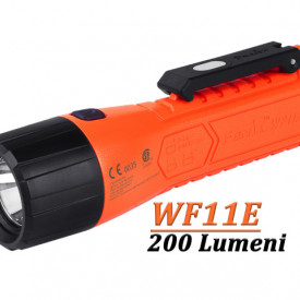 Lanterna Fenix WF11E - Lanternă ATEX - 200 Lumeni - 185 Metri