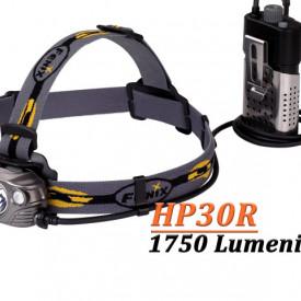 Lanterna frontala Fenix HP30R Reincarcabila 1750 lumeni 202 metri
